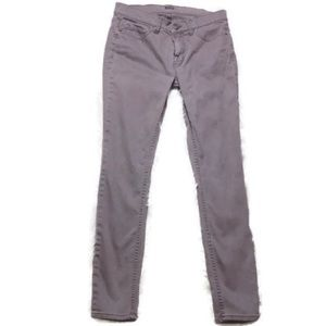 ♡ UO BDG PURPLE MID RISE TWIG JEANS ♡